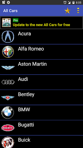 Car Parts & Car Info for Car Accessoriesuff0dAll Cars Apk 1