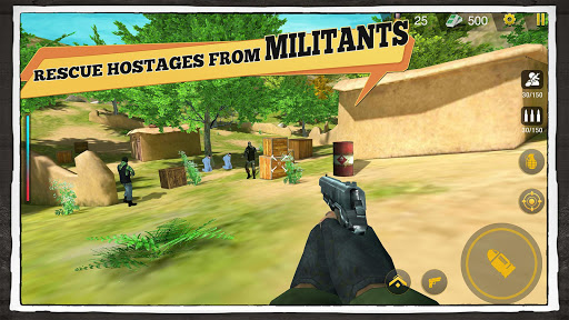 Yalghaar: Mission Counter Attack FPS Offline Game cheat screenshots 2