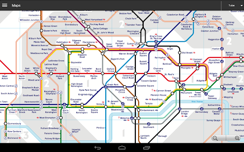 London Tube Master +- screenshot thumbnail