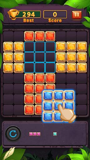 Block Puzzle Jewels Legend  captures d'u00e9cran 1