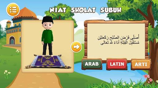 Belajar Sholat + Suara 1.0.0 screenshots 1