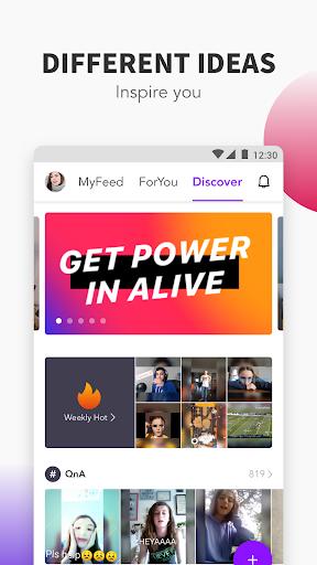 Movie Maker for YouTube & Instagram 5.4.5 screenshots 1