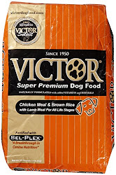 Victor Chicken Meal and Brown Rice With Lamb Meal Dry Dog Food - 40lb