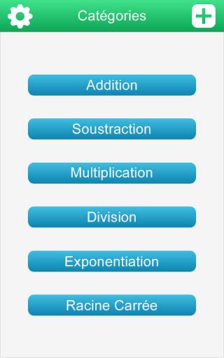 Jeux de Maths  captures d'écran 1