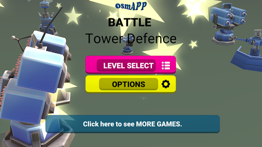 Battle Tower Defence screenshot 1