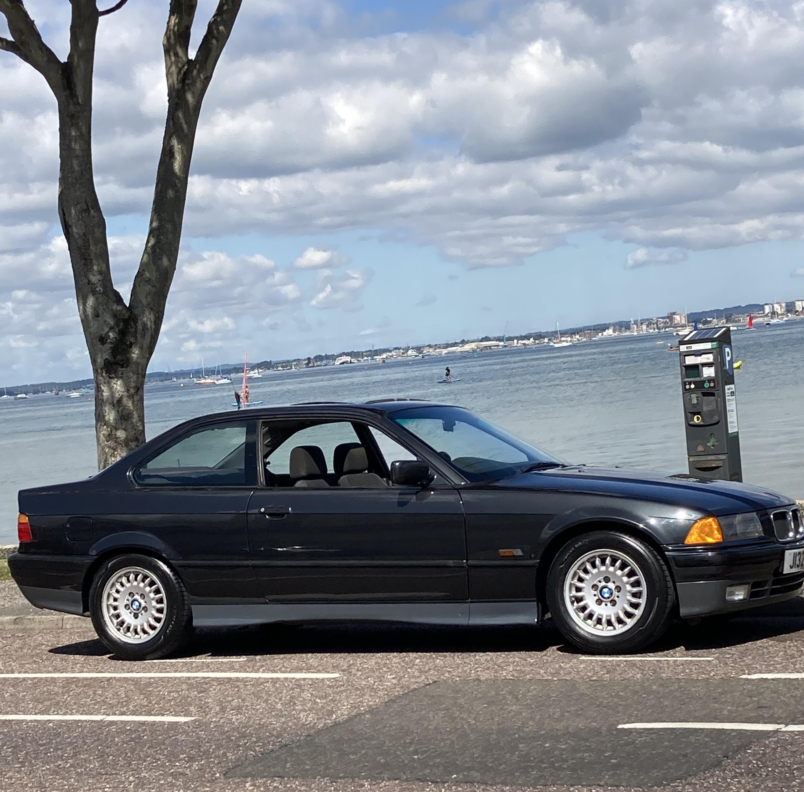 BMW 325i Hire Poole