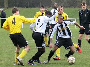 Photo: 01/04/13 v Aslan (Herts Senior County League Division 1) 1-2 - contributed by Leon Gladwell