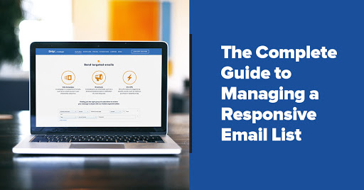 How to Manage Your Email List (The Complete Guide to an Engaged Email List) Cover Image