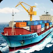 Truck & Crane SIM : Cargo Ship