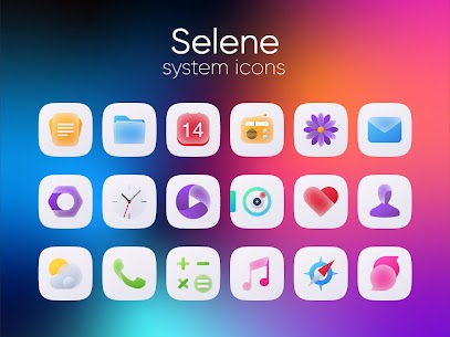Selene Icon Pack for Android 2