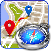 GPS, Maps, Directions, Traffic, Compass Navigation