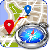 Cartes, Itinéraire Route Finder, Traffic & Compass