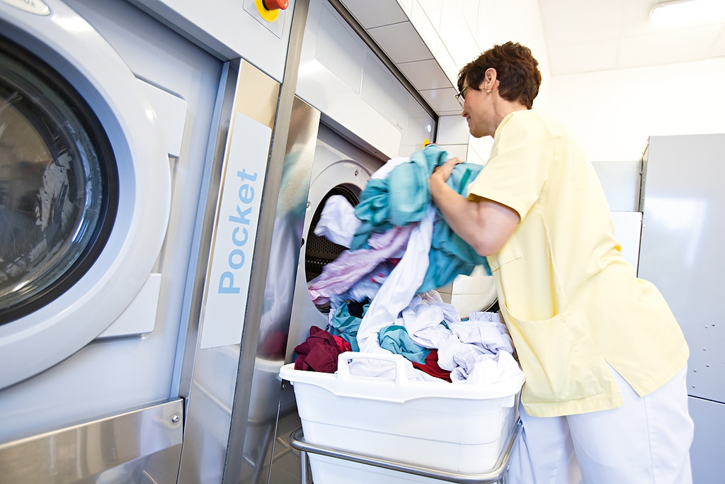 outsource laundry services London