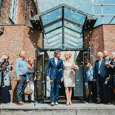 Wedding photographer Ronald De bie (trouwfotograafb). Photo of 14.08.2016