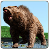 Wild Bear Simulator 3D : Animal Simulator