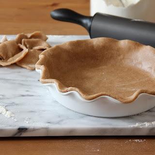 Cinnamon Pie Crust.