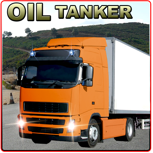 Oil Truck Driving