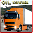 Oil Truck Driving