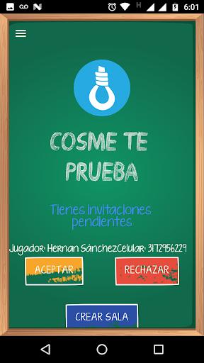 COSME TE PRUEBA 0.0.21 screenshots 3