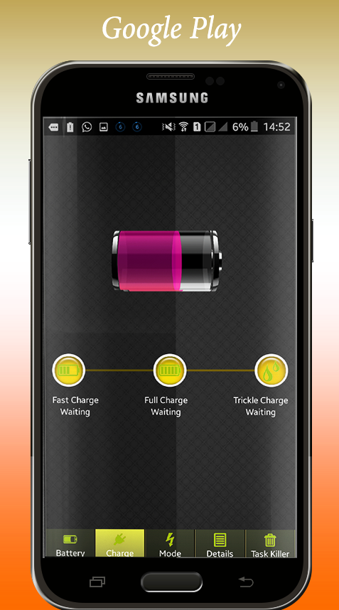 Fast charging 2018- screenshot