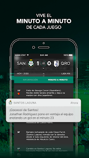 Club Santos Oficial- screenshot thumbnail