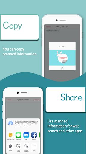 U Copy : Text recognition(OCR) 2.3.a screenshots 4