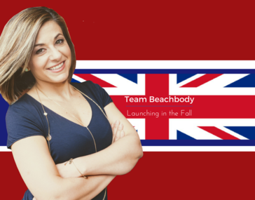 Beachbody Coaching Going To The UK!