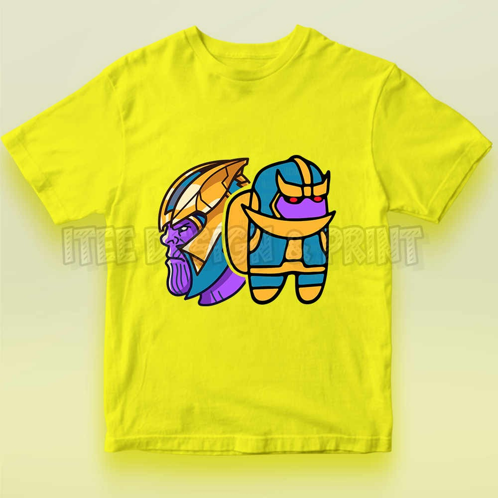 Thanos Among Us Impostor 16