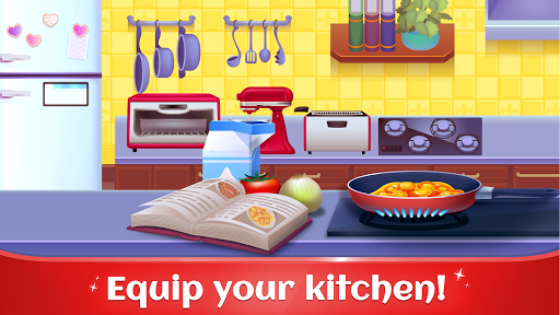 Cookbook Master - Master Your Chef Skills! apktram screenshots 1