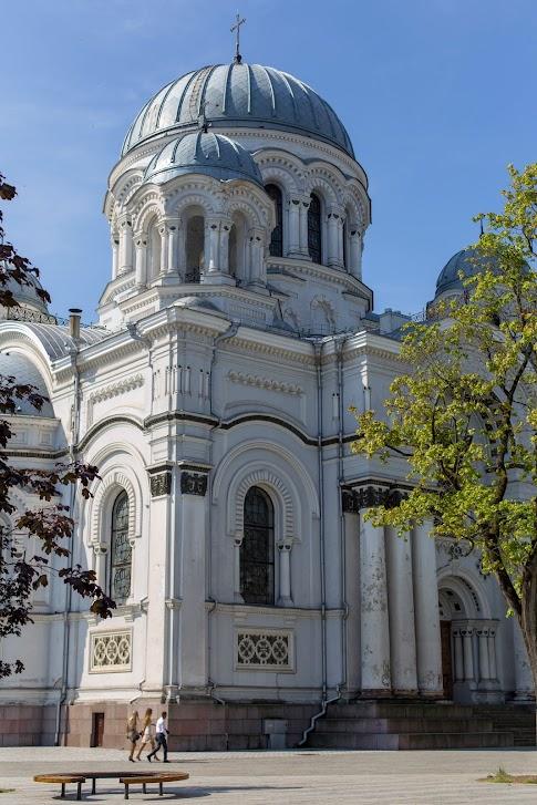 Kowno, kościół św. Michała Archanioła