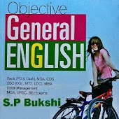 S P Bukshi Objective English Complete Book