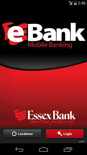 Essex Bank Mobile Banking