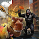 Gorilla Dinosaur Battle 2019 : Gorilla vs Dino