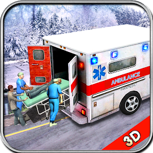 Offroad Ambulance Driver 2017 for PC and MAC