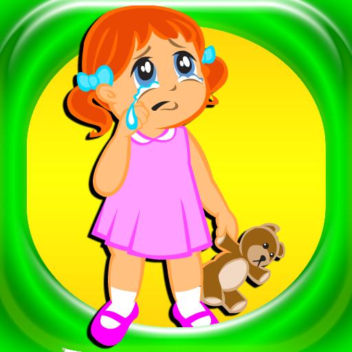 逃脱游戏:失落的女孩 解謎 App LOGO-硬是要APP