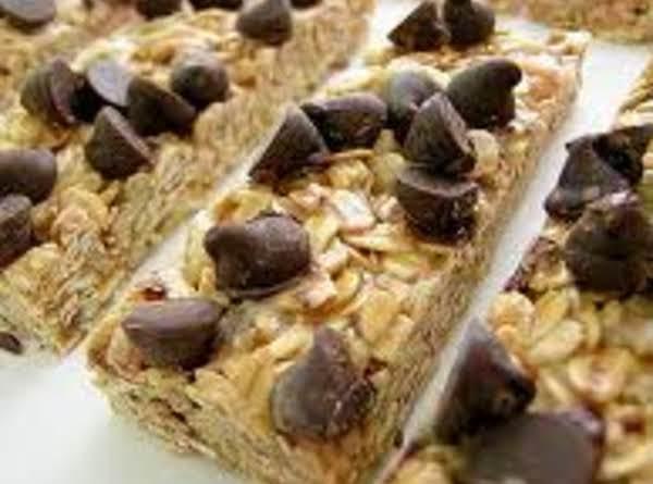 Yummy No Bake Granola Bars Recipe