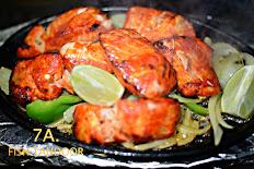 7A. Fish Tandoori