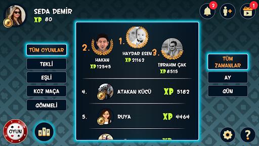 Batak Online - Tekli, Eu015fli, Gu00f6mmeli Batak screenshots 6