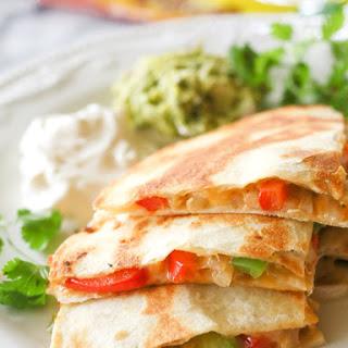 Fajita Quesadilla Recipes