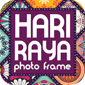 Hari Raya Photo Frame Maker