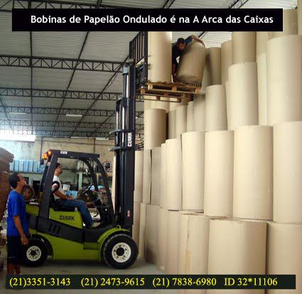 PAPELÃO ONDULADO - ATACADO E VAREJO