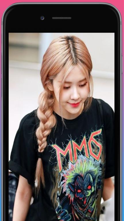 Download Rose Black Pink Wallpaper Kpop For Fans Hd Apk