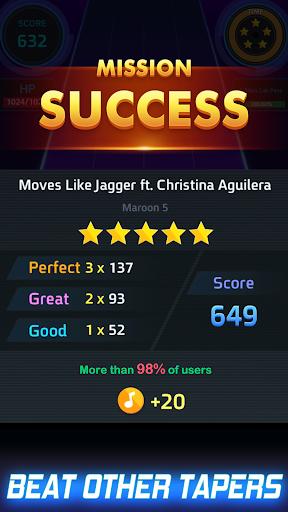 Tap Tap Music-Pop Songs screenshot 6