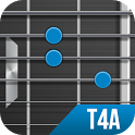 Guitar Chords Database - 2000+ chord charts icon