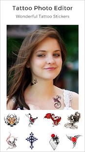 Tattoo Name - náhled