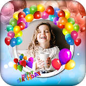 Birthday Photo Editor
