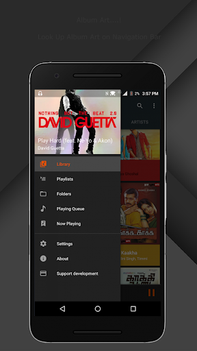 Bass Music Player: Free Music App on Google play 1.6 screenshots 7