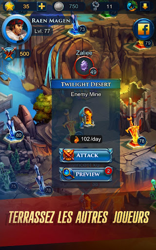 Defenders 2: Tower Defense CCG  captures d'u00e9cran 16