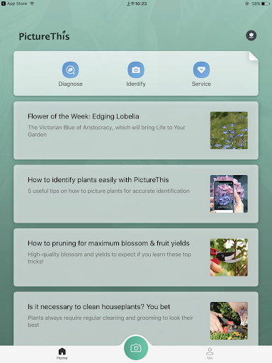 PictureThis: Identify Plant, Flower, Weed and More  screenshots 18