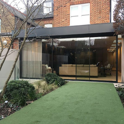 Beautifully Renovated Outside Area done by Minniedale Projects